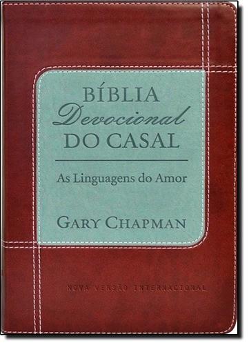 BIBLIA - DEVOCIONAL DO CASAL - VERMELHA  - Loja Amo Família