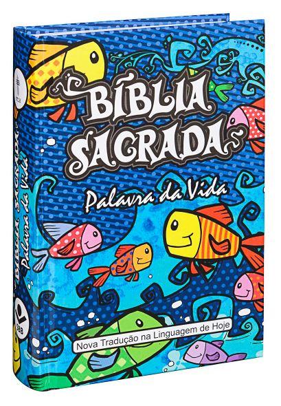 Bíblia Sagrada Palavra da Vida  - Loja Amo Família