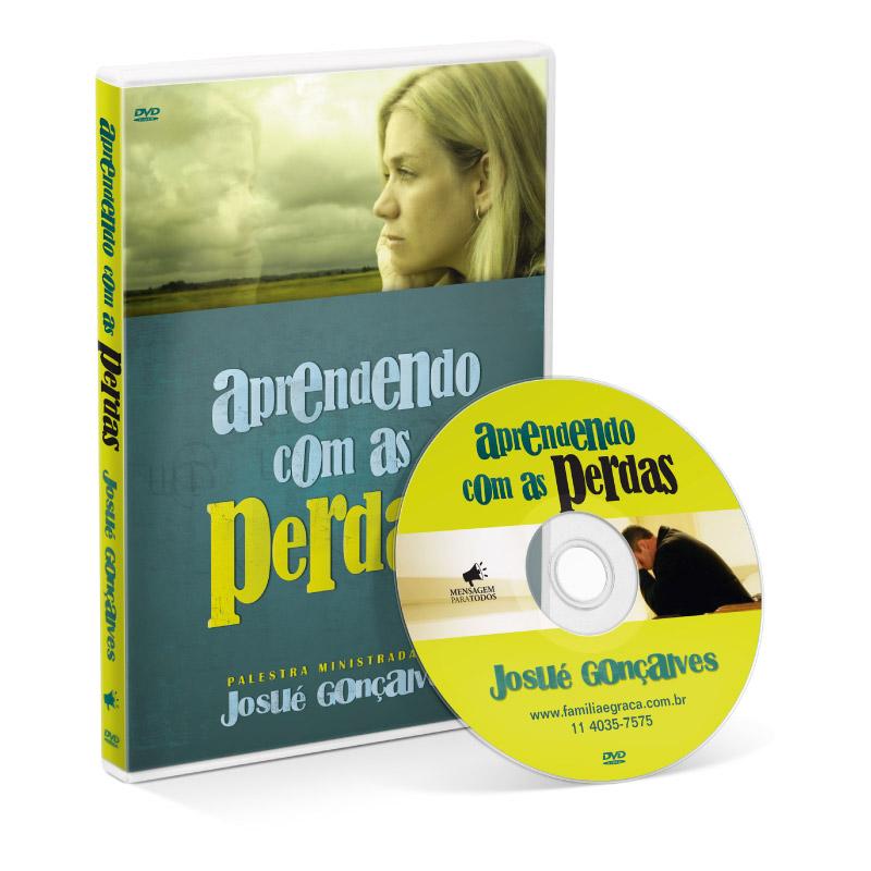DVD - Aprendendo com os erros dos outros (casamento)  - Loja Amo Família