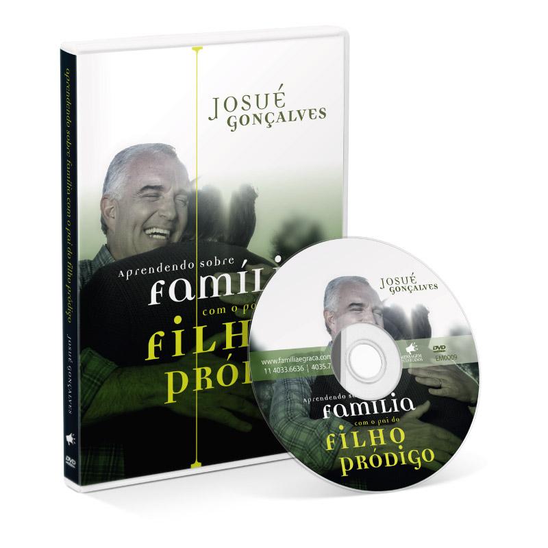 DVD - Aprendendo sobre família com o pai do filho pródigo  - Loja Amo Família