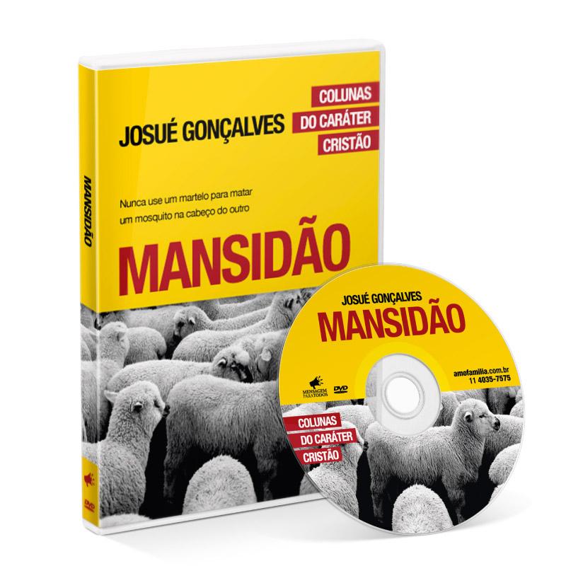 DVD - Mansidão  - Loja Amo Família