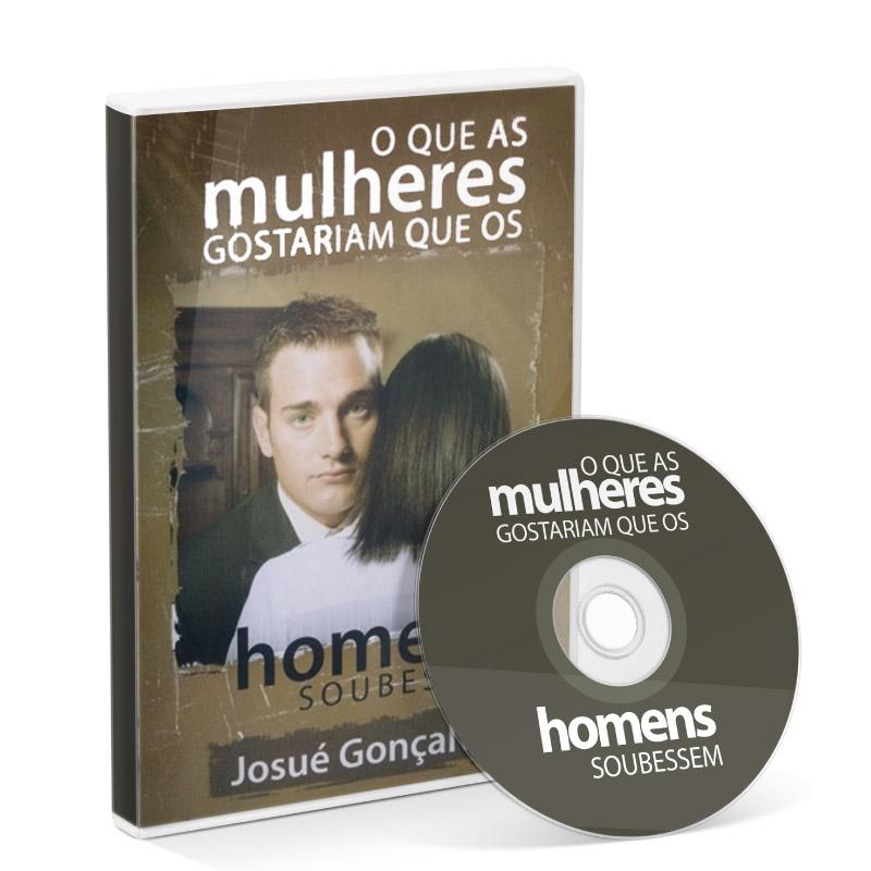 DVD- O que as mulheres gostariam que os homens soubessem  - Loja Amo Família