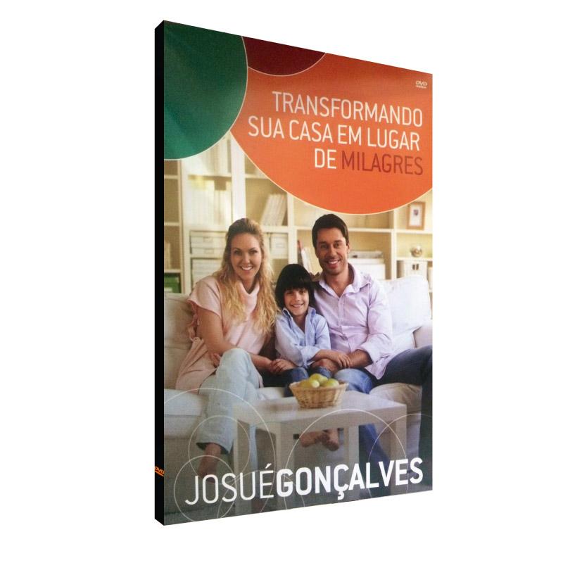 DVD - Transformando sua casa em lugar de milagres  - Loja Amo Família
