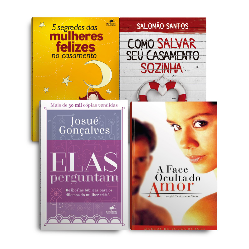 Kit Mulher Ideal