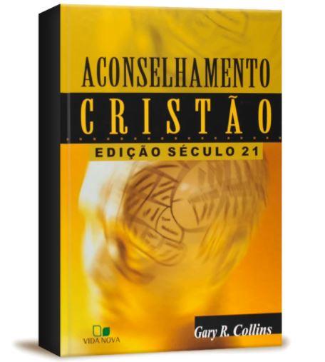 Livro - Aconselhamento Cristão - Edição Século 21  - Loja Amo Família