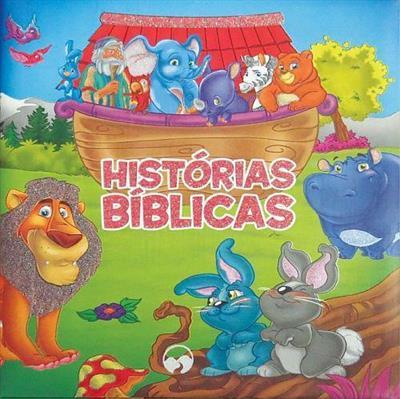 Histórias Bíblicas: Almofadado  - Loja Amo Família