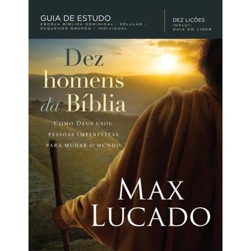 LIVRO- DEZ HOMENS DA BIBLIA  - Loja Amo Família