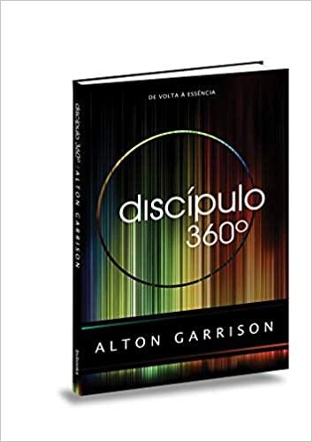 Livro - Discípulo 360 de Volta a Essência  - Loja Amo Família