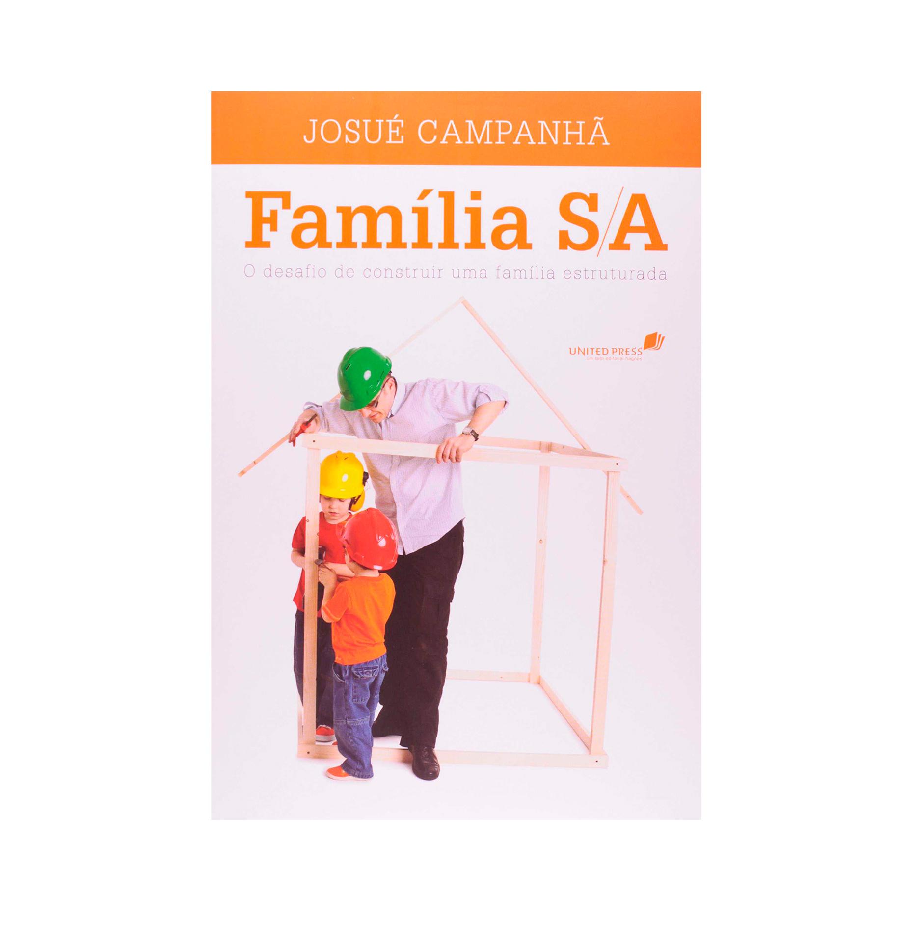 Livro - Familia S/A  - Loja Amo Família