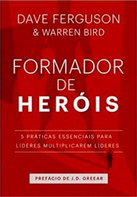 Livro - Formador De Heróis  - Loja Amo Família