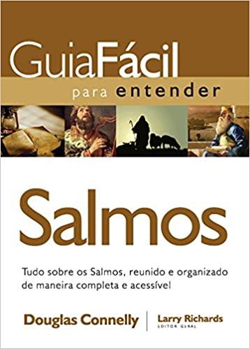 LIVRO- GUIA FACIL PARA ENTENDER SALMOS  - Loja Amo Família