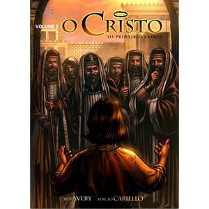 LIVRO - O CRISTO VOL. 2 - PRIMEIROS PASSOS  - Loja Amo Família