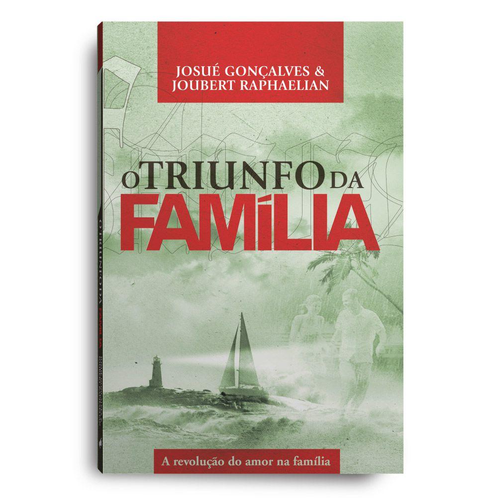 Livro - O Triunfo da Familia  - Loja Amo Família