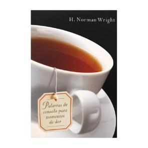 Livro - Palavras de Consolo para Momentos de Dor  - Loja Amo Família