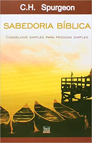 LIVRO- SABEDORIA BIBLICA - - SHEDD  - Loja Amo Família
