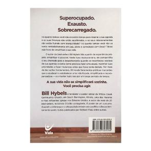 Livro - Simplifique - Dez Praticas Para Por a Alma Em Ordem  - Loja Amo Família