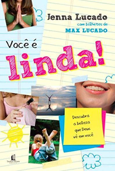 Livro - Você é Linda   Descubra a Beleza que Deus Vê em Você  - Loja Amo Família
