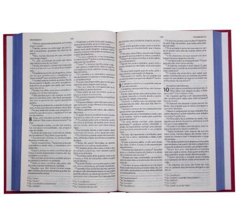 Nova Bíblia Viva Liberdade| Letra Grande | Capa Dura | Rosa  - Loja Amo Família