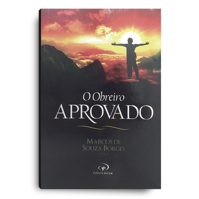 Livro - O obreiro aprovado  - Loja Amo Família