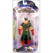 Boneco Arqueiro Verde (Green Arrow): History of the DC Universe Series 1 - DC Direct
