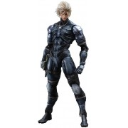 Boneco Raiden: Metal Gear Solid 2 - Play Arts Kai (Square Enix) - CD