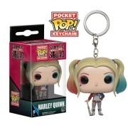 EM BREVE: Pocket Pop Keychains (Chaveiro): Harley Quinn: Esquadrão Suicida - Funko