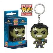 EM BREVE: Pocket Pop Keychains (Chaveiro) Hulk Gladiador (Gladiator): Thor Ragnarok - Funko