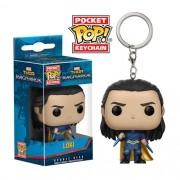 EM BREVE: Pocket Pop Keychains (Chaveiro) Loki: Thor Ragnarok - Funko