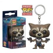 EM BREVE: Pocket Pop Keychains (Chaveiro) Rocket Raccoon: Guardiões da Galáxia Vol.2 - Funko