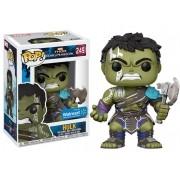 Pop Hulk Gladiador (Gladiator) sem Capacete: Thor Ragnarok #249 - Funko