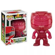 Pop Ranger Vermelho (Red Ranger): Power Rangers (Morphing) #412 - Funko
