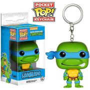 Pocket Pop! Keychains Teenage Mutant Ninja Turtles Leonardo - Funko