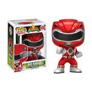 Red Ranger (Ranger Vermelho): Power Rangers #406 - Pop Funko