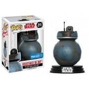 Pop Resistance BB Unit: Star Wars: Os Últimos Jedi (The Last Jedi) #211 - Funko