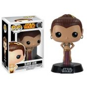 Pop Slave Leia: Star Wars #18 - Funko