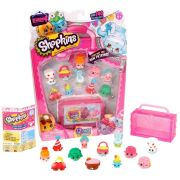 Shopkins Sortido kit com 12 Series 4 - DTC