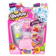 Shopkins Sortidos kit com 5 Series 4 - DTC