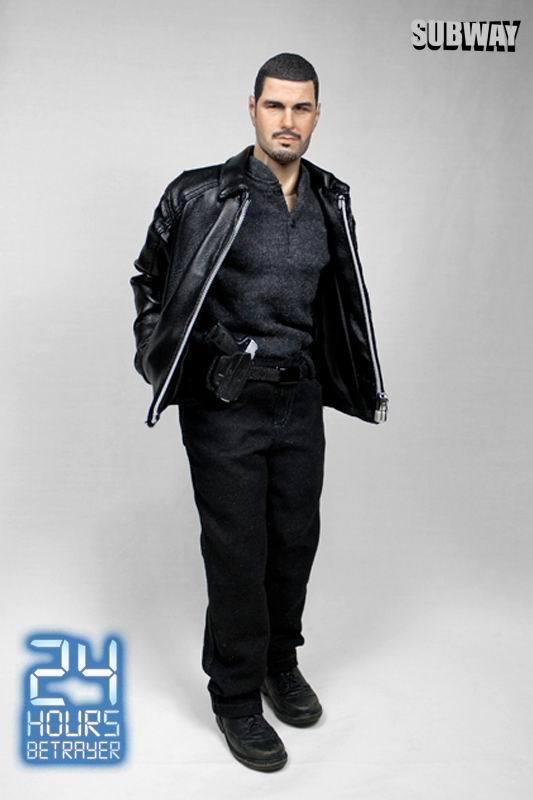 24 Hours Betrayer: Tony Almeida - Subway