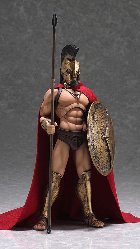 300: Leonidas - Figma  - Toyshow Colecionáveis