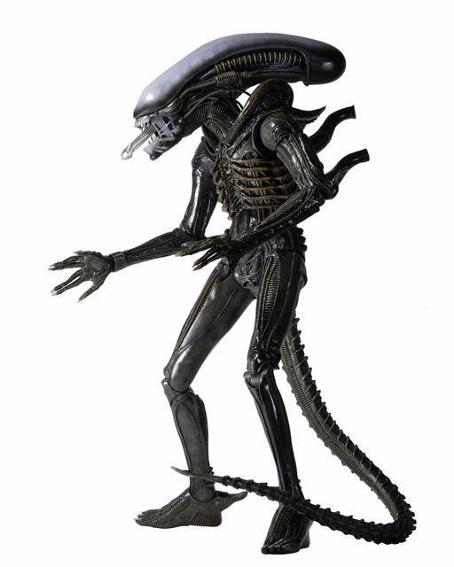 Alien Versão 1979 Escala 1/4 - Neca  - Toyshow Colecionáveis