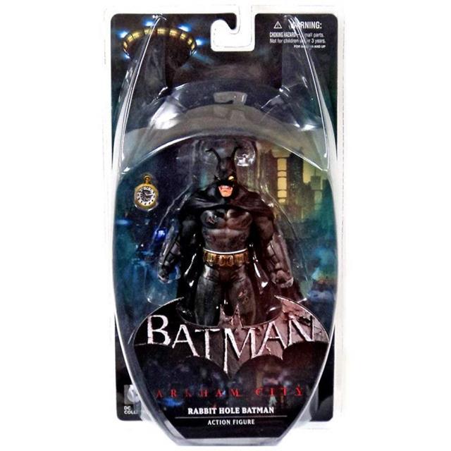 Arkhan City Rabbit Hole Batman - Action Figure