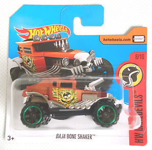 Baja Bone Shaker - Hot Wheels