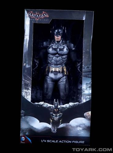 Batman Arkham Knight Escala 1/4 - Neca