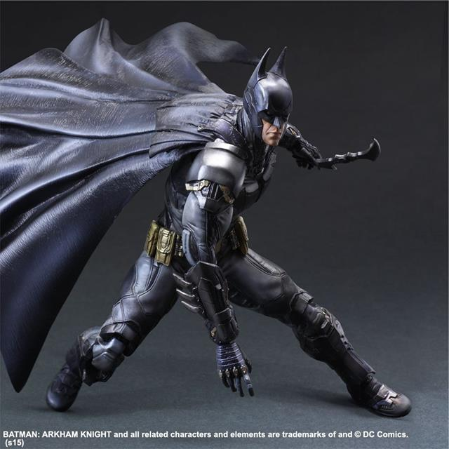 Batman Arkham Knight  - Play Arts Kai  - Toyshow Colecionáveis
