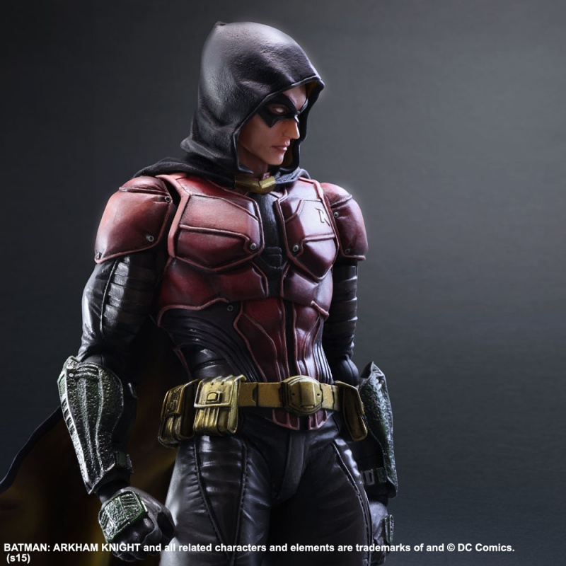 Batman Arkham Knight: Robin - Play Arts Kai