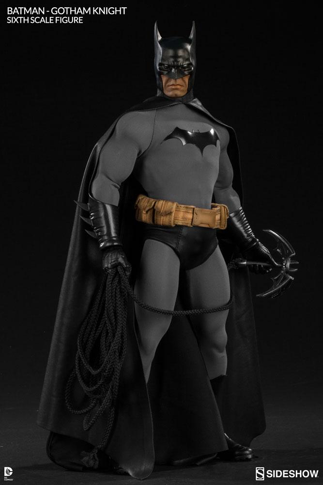 Batman Gotham Knight Escala 1/6 - Sideshow