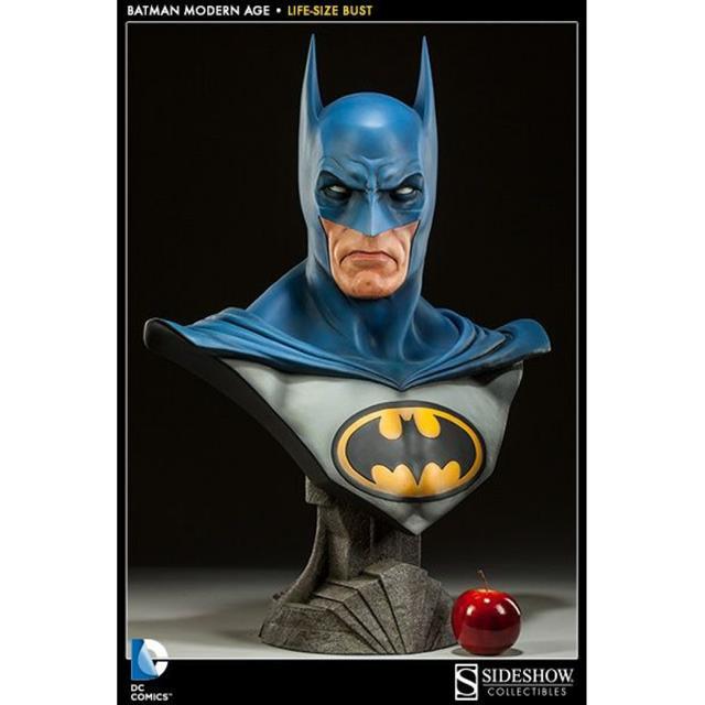 Batman Modern Age Busto Escala 1/1 - Sideshow  - Toyshow Colecionáveis