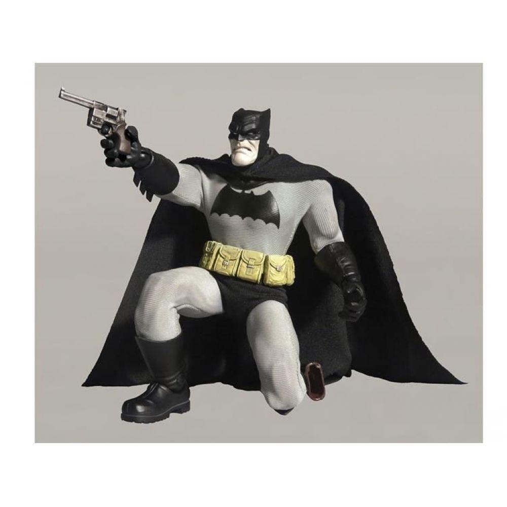 Batman The Dark Knight 1:12 - Mezco  - Toyshow Colecionáveis