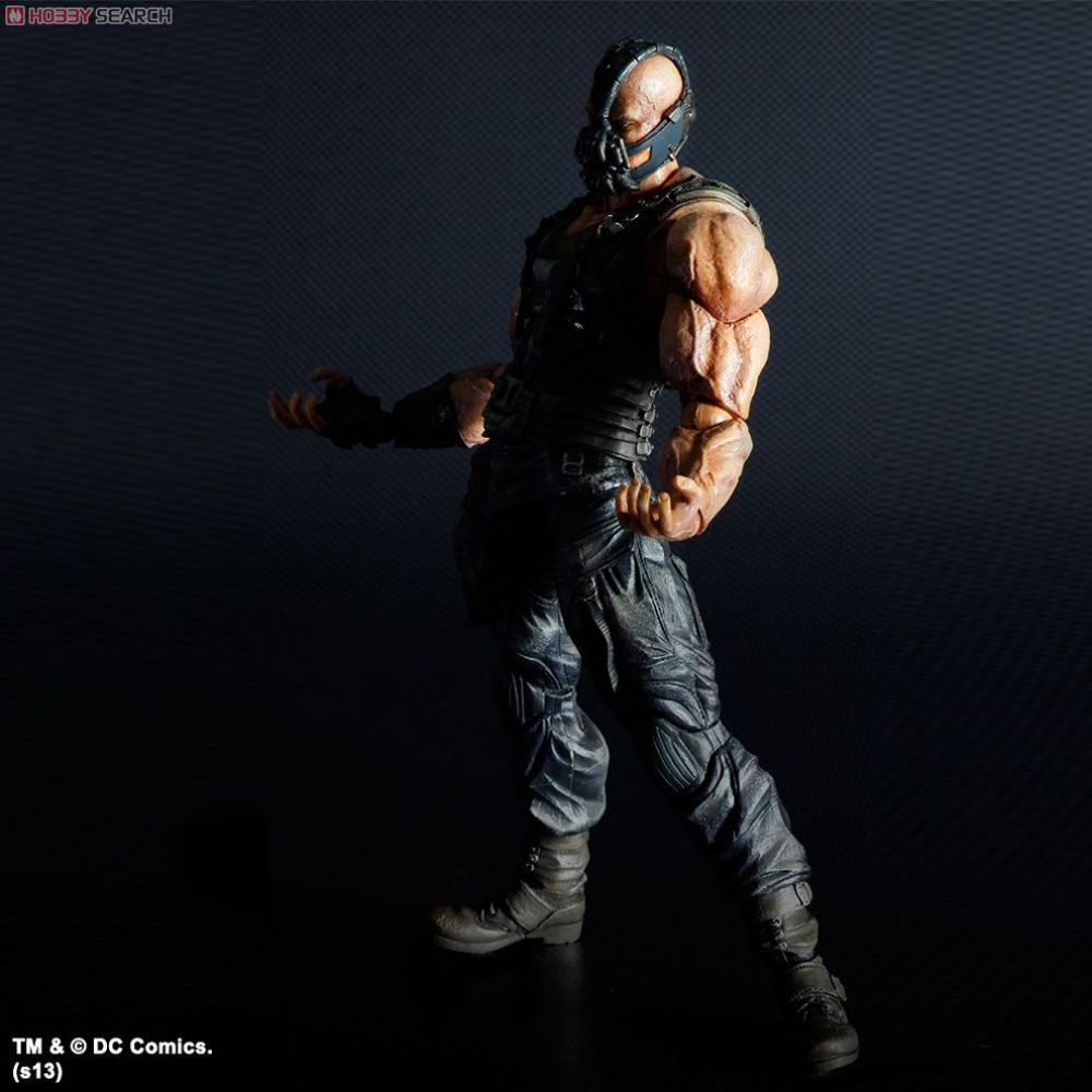 Boneco Bane: Batman The Dark Knight Trilogy - Play Arts Kai