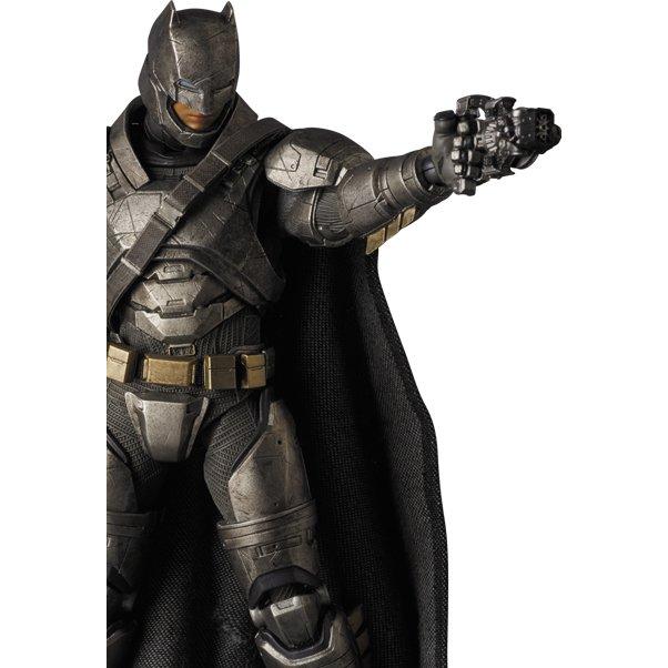 Batman Vs Superman Dawn Of Justice: Armored Batman MAFEX - Medicom  - Toyshow Colecionáveis